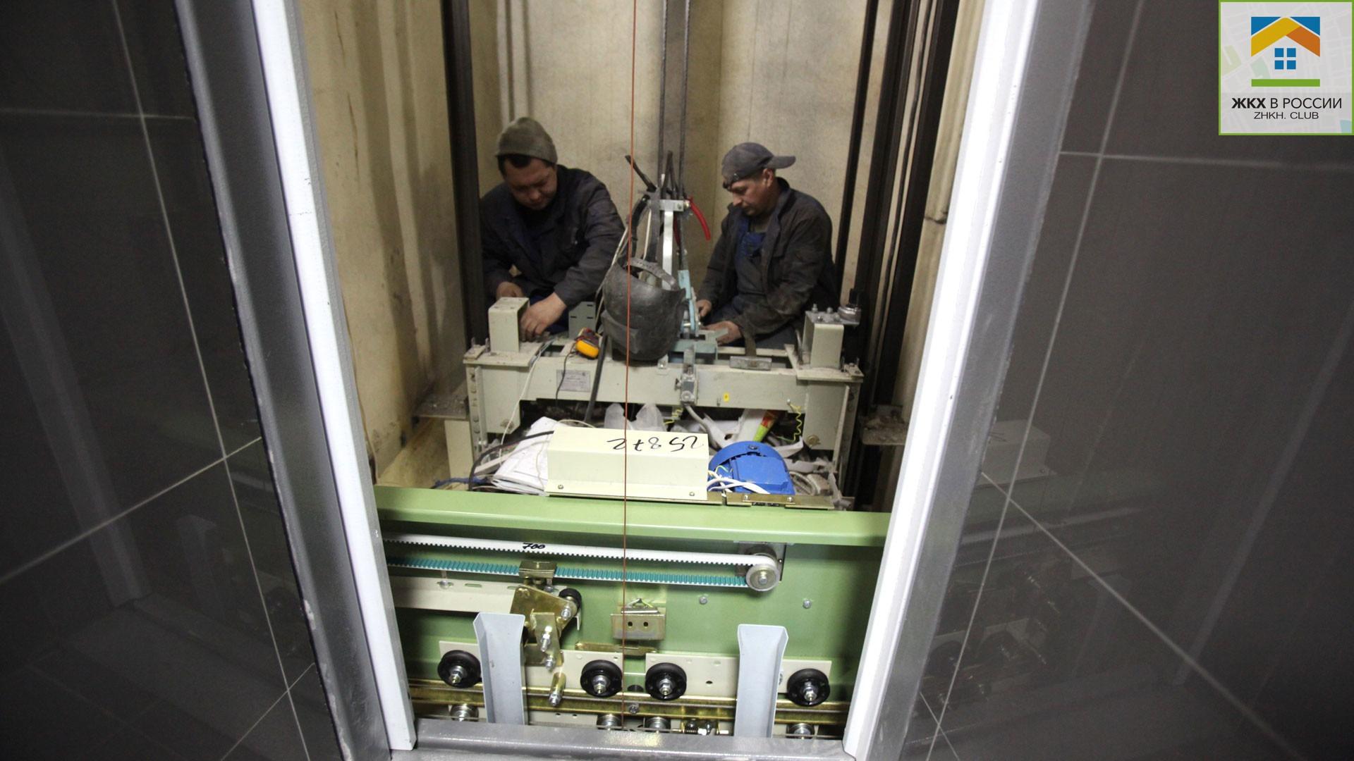 модернизация лифта