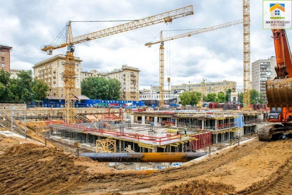площадки для строительства
