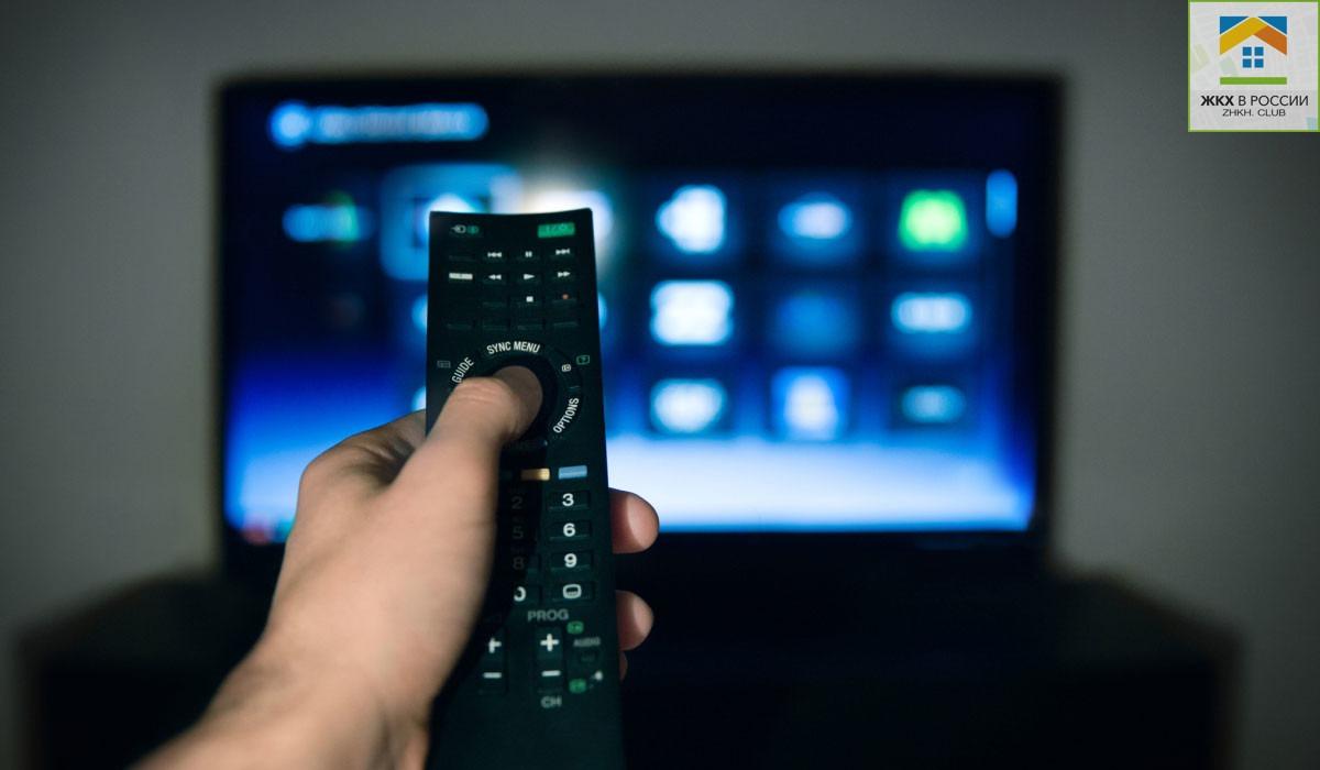переход на цифровое телевиденье