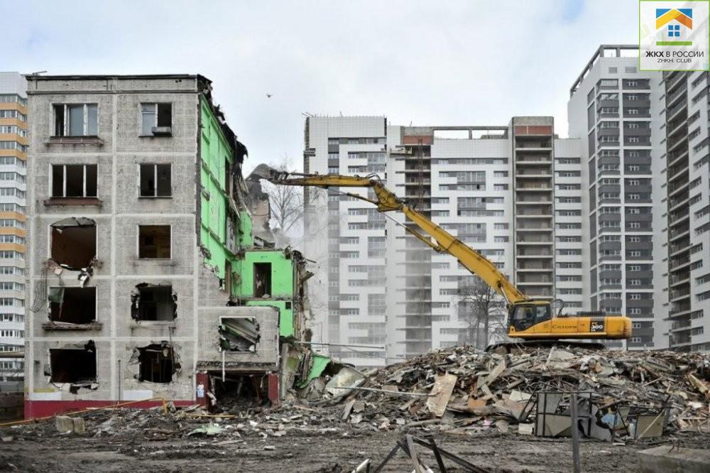снос жилья по программе реновации