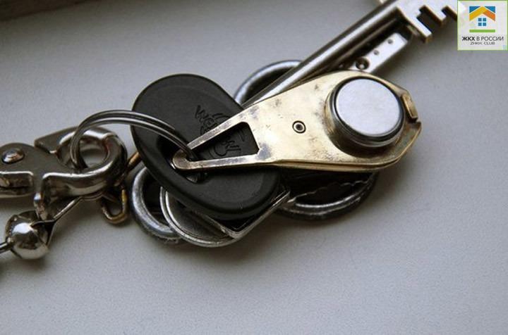 Копии ключей от домофона
