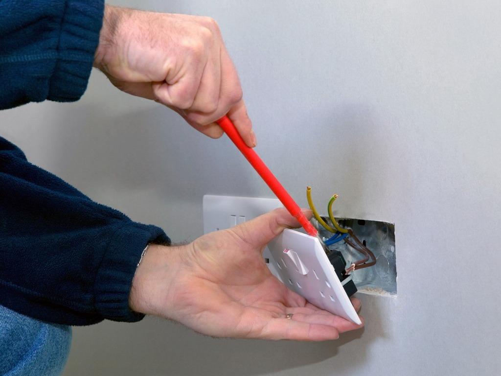 Установка выключателей