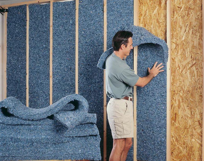 Обустройство шумоизоляции от соседей по квартире