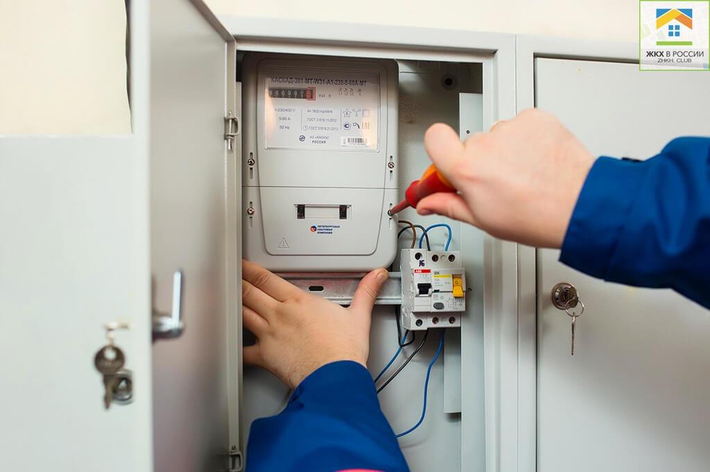 Кому положена бесплатная замена электросчетчика