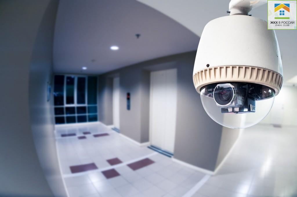 Видеонаблюдение в многоэтажных домах