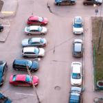 Правила парковки во дворах