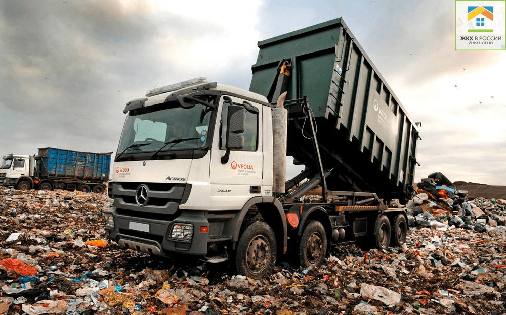 Заключения договора на вывоз твердых бытовых отходов